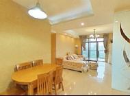 成都锦江区-翡翠城三期-3室2厅2卫2阳台出租