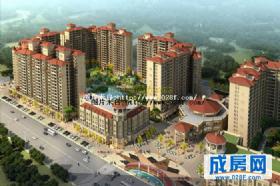 武海中华名城-外观环境图