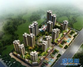 西江河畔-外观环境图